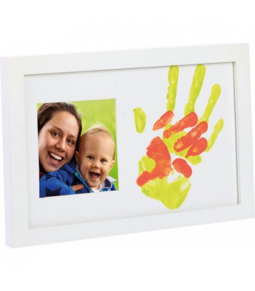 Happy Hands Baby and me paint print kit