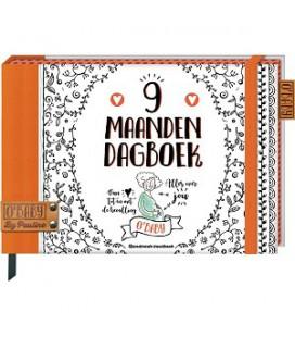 Pauline Oud - 9 maanden dagboek