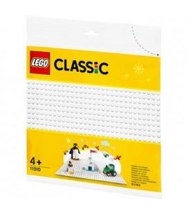 Lego classic 11010 bouwplaat wit
