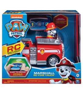 Paw Patrol Marshall  r/c (radiografisch) fire truck