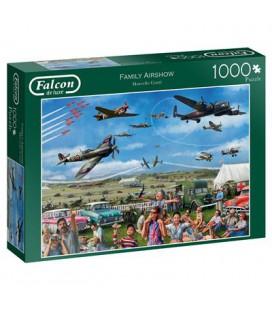 Puzzel family airshow 1000 stukjes