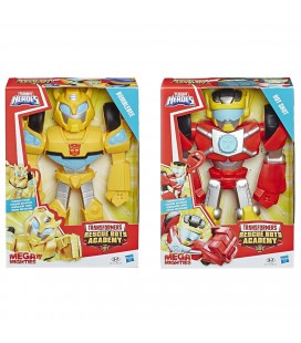 Transformer rescue bots mega mighties figuur assorti