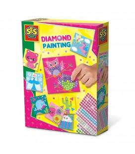 SES diamond painting