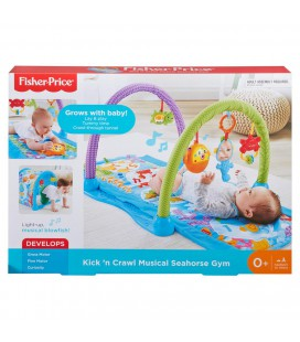 Fisher Price Seahorse baby gym