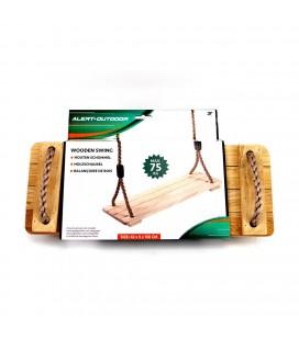 Schommelplank hout Alert
