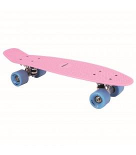 Skateboard 55 cm roze