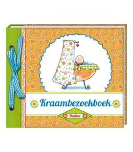 Pauline Oud - Kraambezoekboek