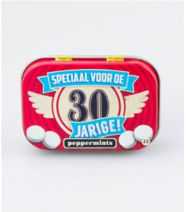 Retro mints -30 jarige