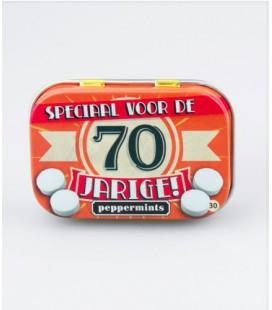 Retro mints -70 jarige