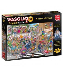 puzzel wasgij original 34 int. 1000