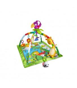 Fisher Price speeldeken babygym regenwoud deluxe