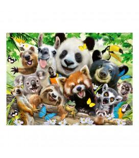 Puzzel wildlife selfie 300 XXL