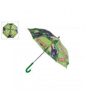Paraplu dinoworld 70 x 60 cm