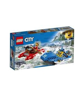 Lego city 60176 wilde rivier ontsnapping