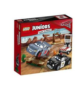 Lego junior 10742 disney cars willy's butte snelheidstraining