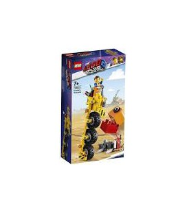 Lego the movie 70823 emmets driewieler