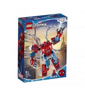 Lego Marvel super heroes spiderman 76146 mecha