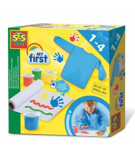 SES My first vingerverf set 1 t/m 4 jaar