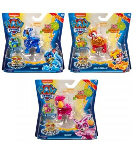PAW PATROL MIGHTY PUPS CHARGED UP FIGUREN ASSORTI