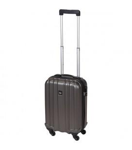 Trolley grijs 45cm 28ltr 2.2kilo geschikt voor handbagage