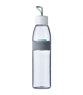 Mepal waterfles Ellipse 700ml wit