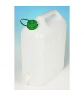 Watercontainer voor drinkwater 10 liter met kraan