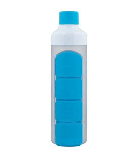 YOS Bottle Daily - Blauw