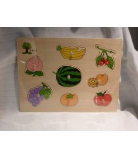 Fruit knoppuzzel
