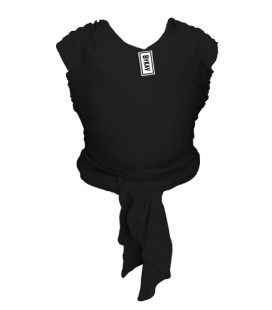 Draagdoek stretchy Wrap classic black