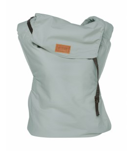 DRAAGZAK CLICK CARRIER CLASSIC • MINTY GREY (maat baby)