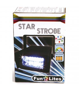 DISCO STROBOSCOOP LED B/O