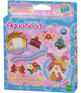 Glinsterende parelpakket Aquabeads (31159