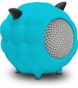 Cuty Sealion iDance Bluetooth Speaker: blauw (CC10CY)