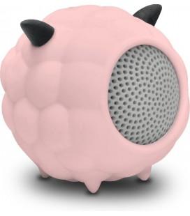 Cuty Sealion iDance Bluetooth Speaker:roze