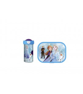 Lunchset Campus (pop-up + lunchbox) - Frozen II