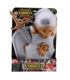 4 delige ridder set