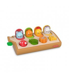 FISHER PRICE KIEKEBOE POP UP SPEELTJE