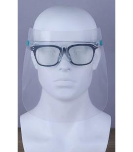 Covid - brilmasker face shield gezichtmasker met bril