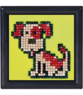 Fido Diamond Dotz in frame: 7x7 cm