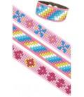 Armbanden Dotzies 3 stuks: Pinks 21x2 cm