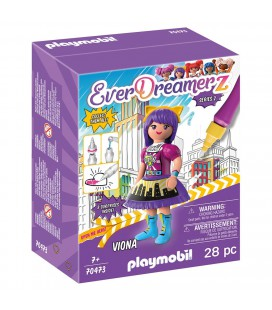 PLAYMOBIL 70473 EVERDREAMERZ COMIC WORLD VIONA