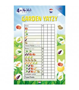 Spel Garden Yatzy