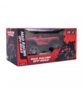R/C 1:18 MONSTER TRUCK JEEP