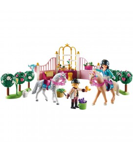 PLAYMOBIL 70450 PRINCESS PAARDRIJLESSEN
