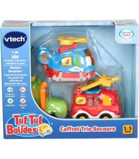 Toet toet auto Vtech: Bart/Tijn/Harvey 12+ mnd (80-205823)