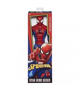 TITAN HERO SPIDERMAN 30 CM POWER PACK FIGUUR -verwacht week 1 2021