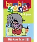Loco bambino 2-4 jaar - Dit kan ik al!