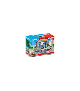 Speelbox Dierenarts Playmobil (70309)