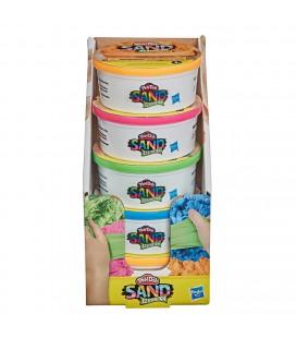 PLAY-DOH STRETCHY SAND ( bestelling 1x doosje)