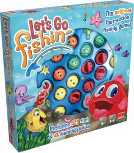 Let`s Go Fishing (30816)  spel vis vangen